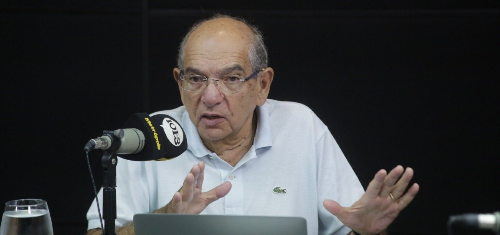 [MK elogia 'fase mais calma' de Bolsonaro: 'Não precisamos de mais crise'; ouça]