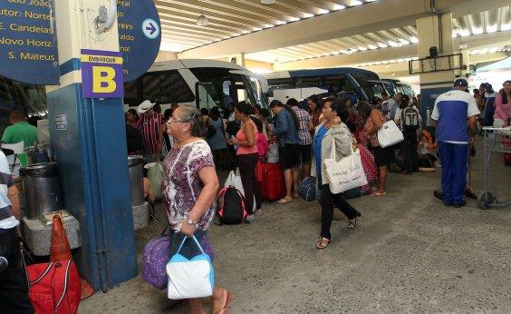 [Bahia tem mais quatro cidades com transporte suspenso; total chega a 375]