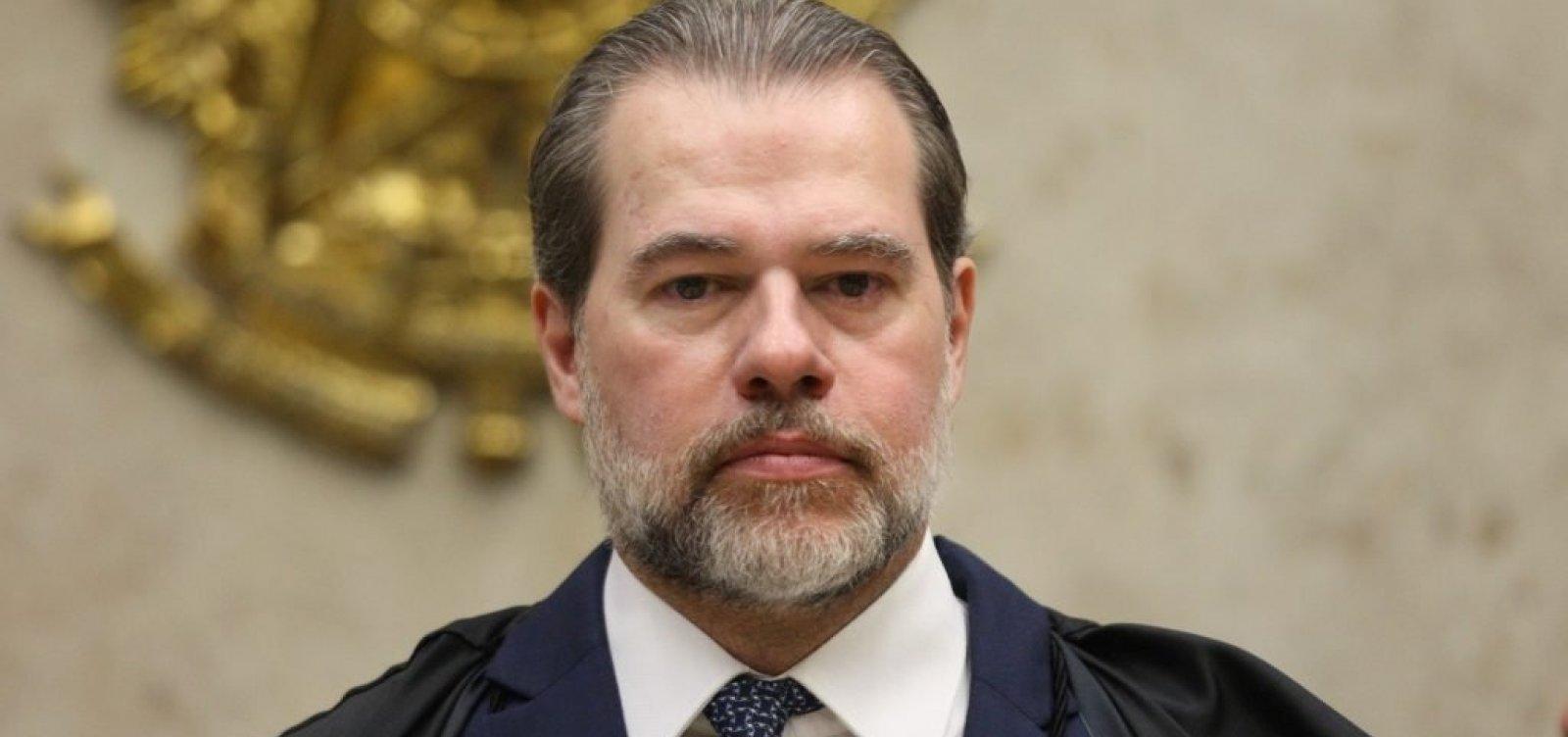 [Toffoli manda Alerj formar nova comissão para análise de impeachment de Witzel]