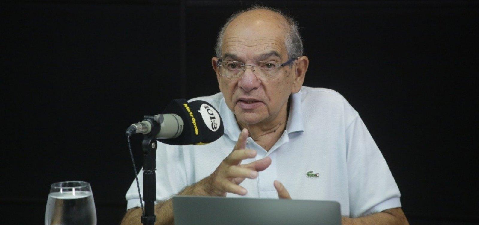 [MK comenta manifestação de Eduardo Bolsonaro por eleição nos EUA: 'Tome-lhe vergonha']