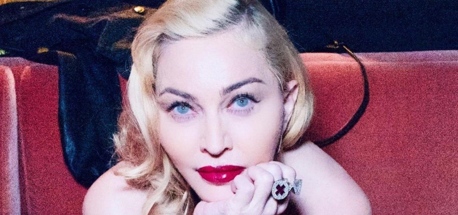 [Madonna defende uso de hidroxicloroquina e é censurada pelo Instagram]