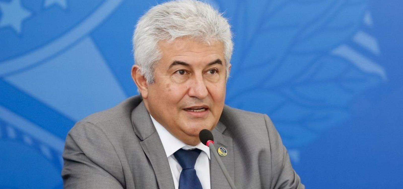 [Ministro Marcos Pontes diz que está com Covid-19]