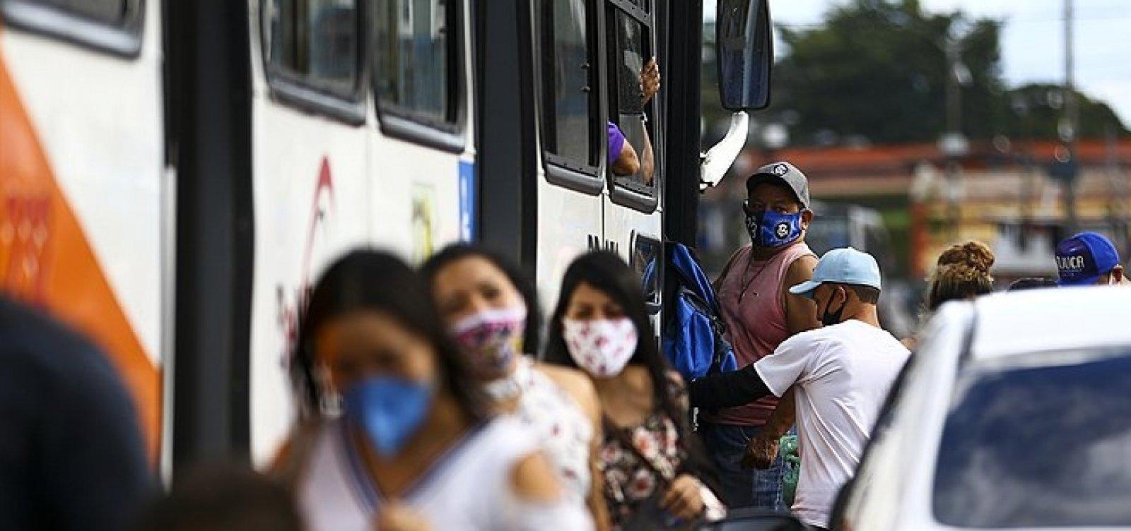 [Brasil tem 90.383 mortes por Covid-19, diz consórcio da imprensa em boletim das 13h]