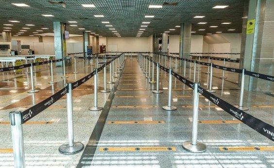 [Voos internacionais no Aeroporto de Salvador serão retomados em setembro]