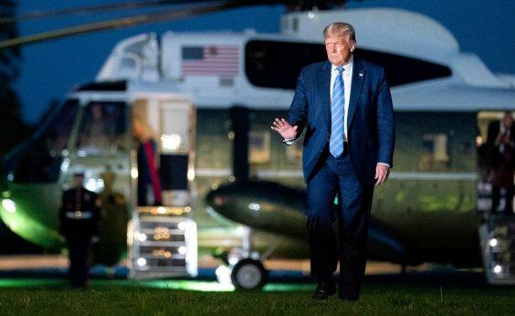 [Trump recua e nega querer adiar eleições nos EUA]