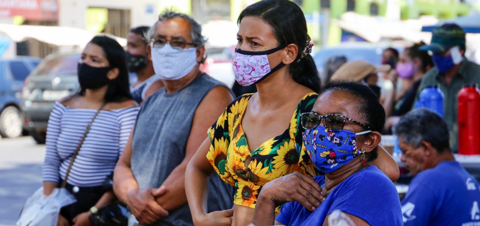 [Brasil: cada infectado passou Covid-19 para 3 no início da epidemia no Brasil, diz estudo]