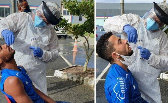 [Testes de coronavírus do Bahia são investigados por suspeita de fraude; clube suspende pagamento]