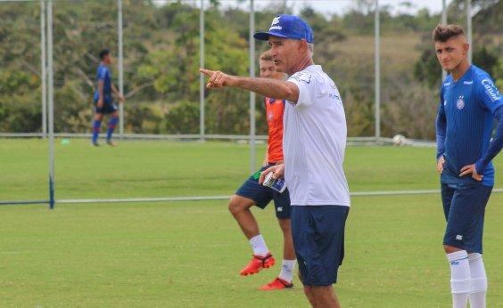 [Carlos Amadeu recebe proposta de clube árabe e deixa comando do sub-20 do Bahia]