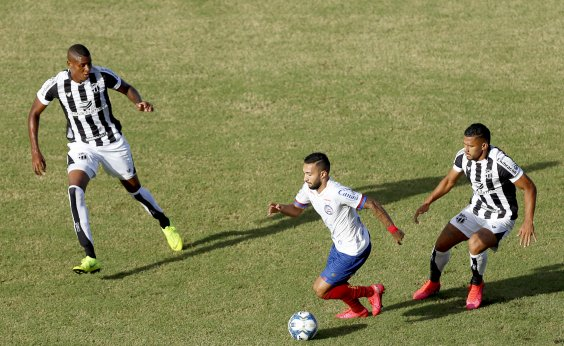 [Bahia perde por 3 a 1 para o Ceará e fica em desvantagem na final do Nordestão]