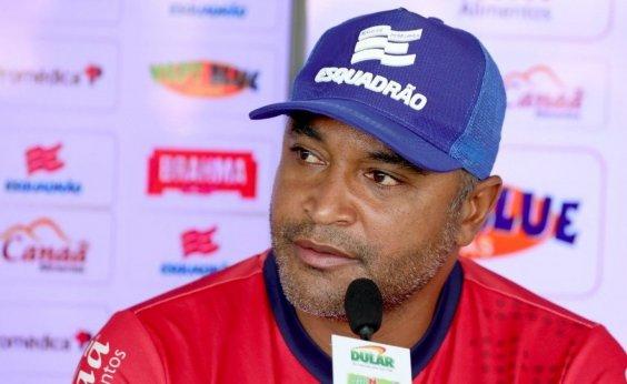 [Roger Machado lamenta derrota e admite que erros prejudicaram o poder de reação do Bahia]