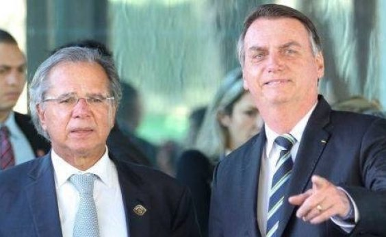 [Jair Bolsonaro confirma aval para Paulo Guedes discutir nova CPMF]