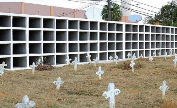 [Covid-19: Sepultamentos despencam após três meses de crescimento nos cemitérios municipais em Salvador]
