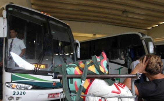 [Transporte intermunicipal é suspenso em mais seis cidades baianas]