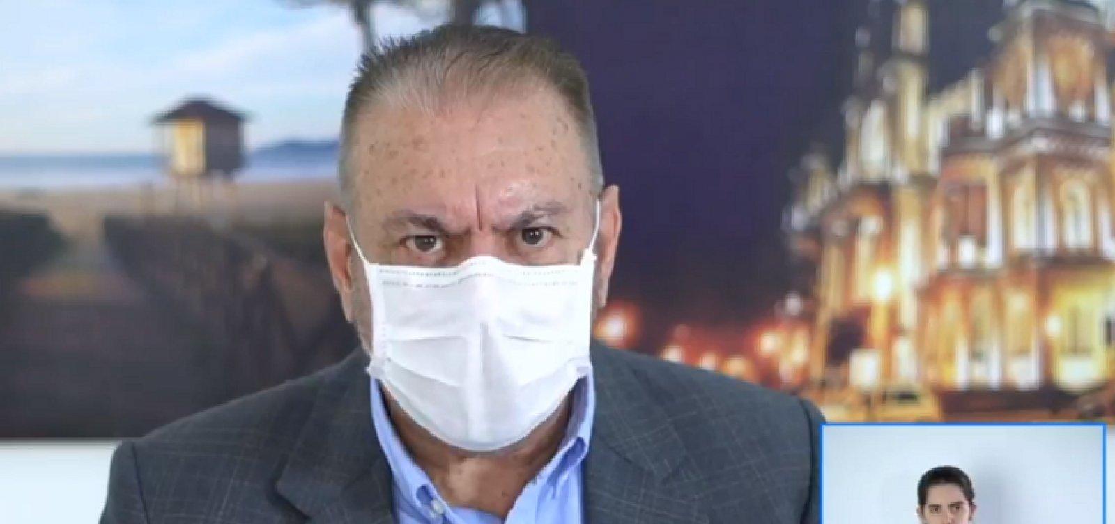 [Prefeito de Itajaí-SC quer tratar Covid-19 com aplicação retal de ozônio]