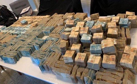 [PF encontra R$ 3,5 milhões em casa no Rio durante operação que investiga desvios nos Correios]
