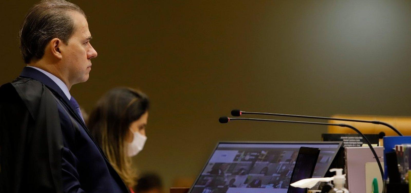 [Maioria do STF é a favor de suspender operações policiais em comunidades do Rio na pandemia]