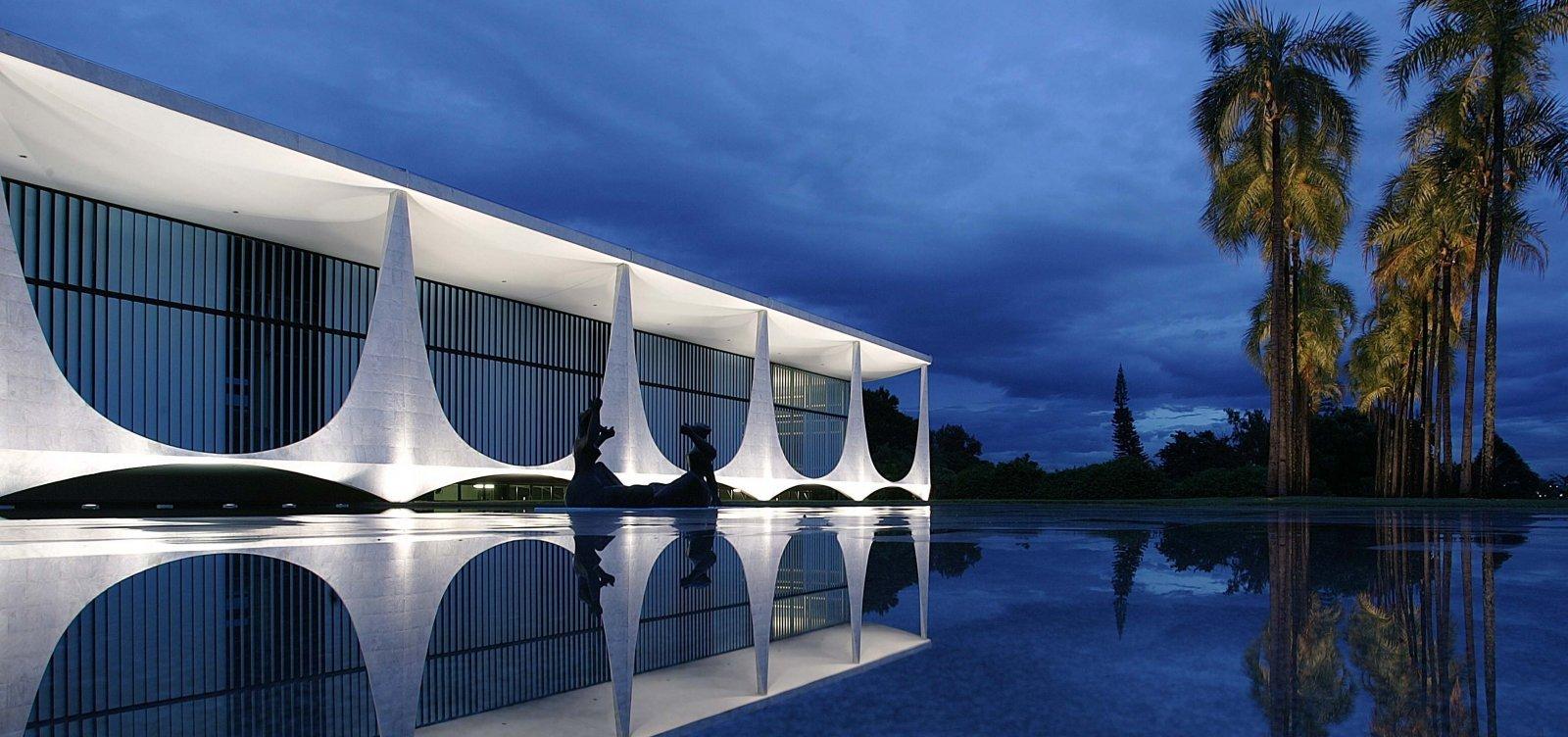 [Palácio do Planalto tem 70 novos registros de Covid-19 em menos de um mês]