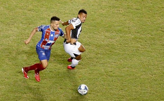 [Ceará vence o Bahia por 1 a 0 e é campeão invicto da Copa do Nordeste]