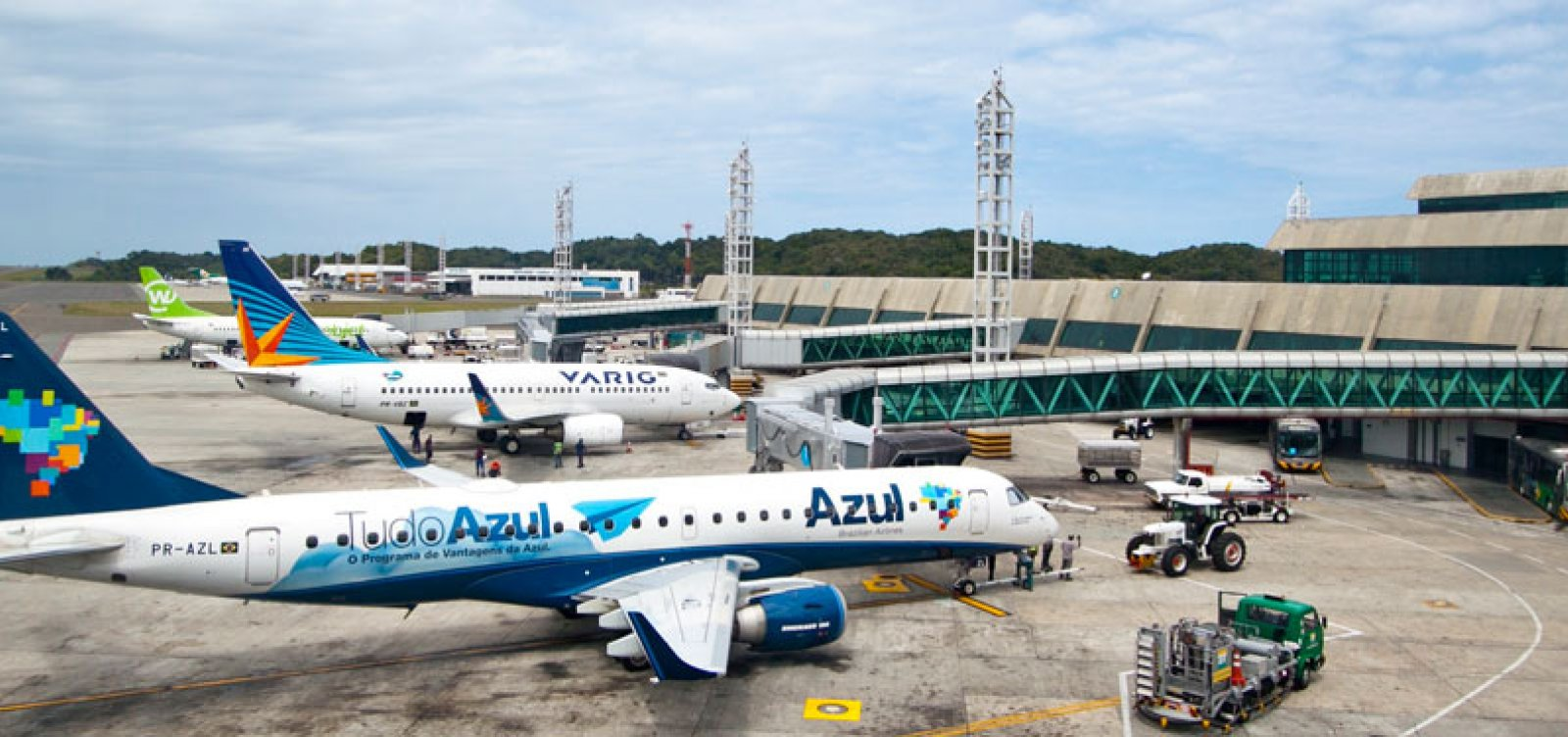 [Ministério da Infraestrutura autoriza licitação para reforma no aeroporto de Barreiras]