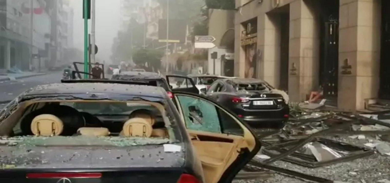[Governo do Líbano decide colocar todos os responsáveis pelo porto de Beirute em prisão domiciliar]