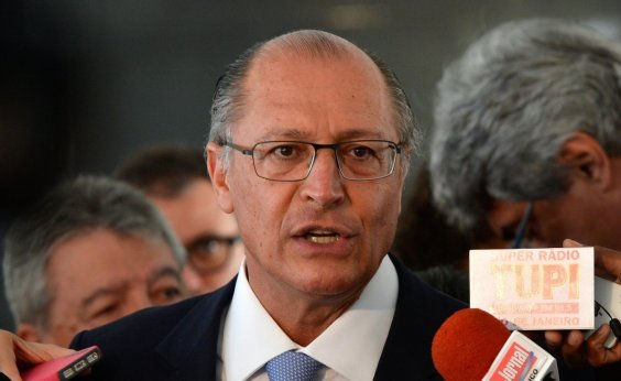 [Justiça determina bloqueio de R$ 11,3 milhões em bens de Geraldo Alckmin]