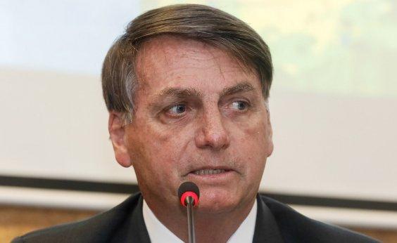 [Bolsonaro sai em defesa das Forças Armadas após matéria sobre intervenção no STF]