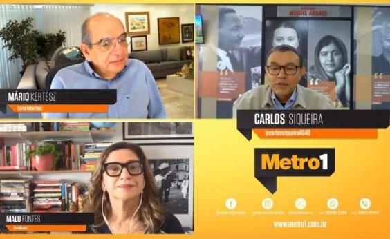 [Presidente do PSB chama sistema político de 'necrosado' e diz que Joaquim Barbosa poderia livrar o país do caos]