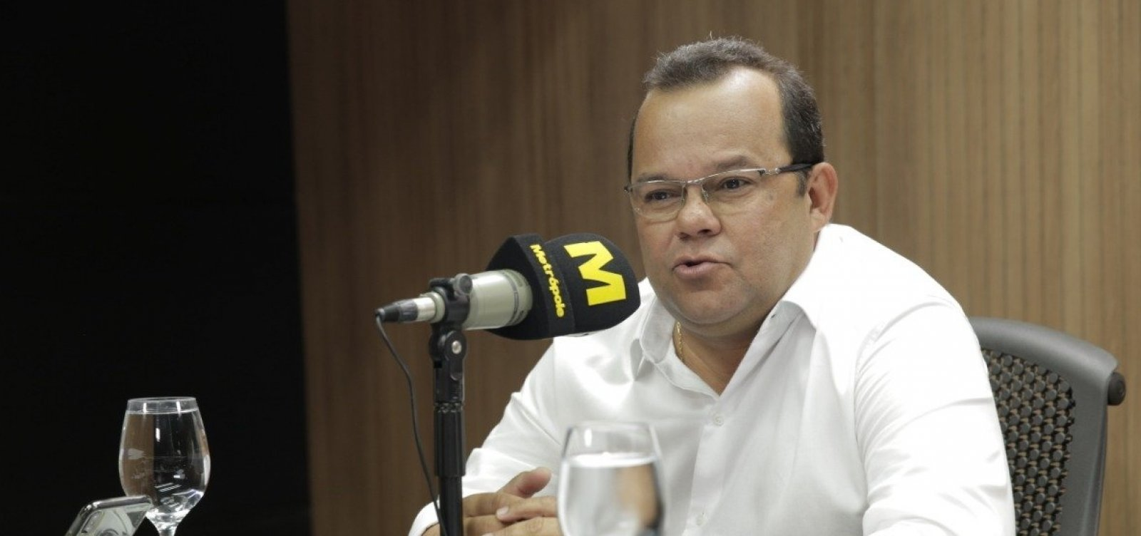 [Geraldo Junior diz que ACM Neto 'nunca perdeu prestígio' com empresários]