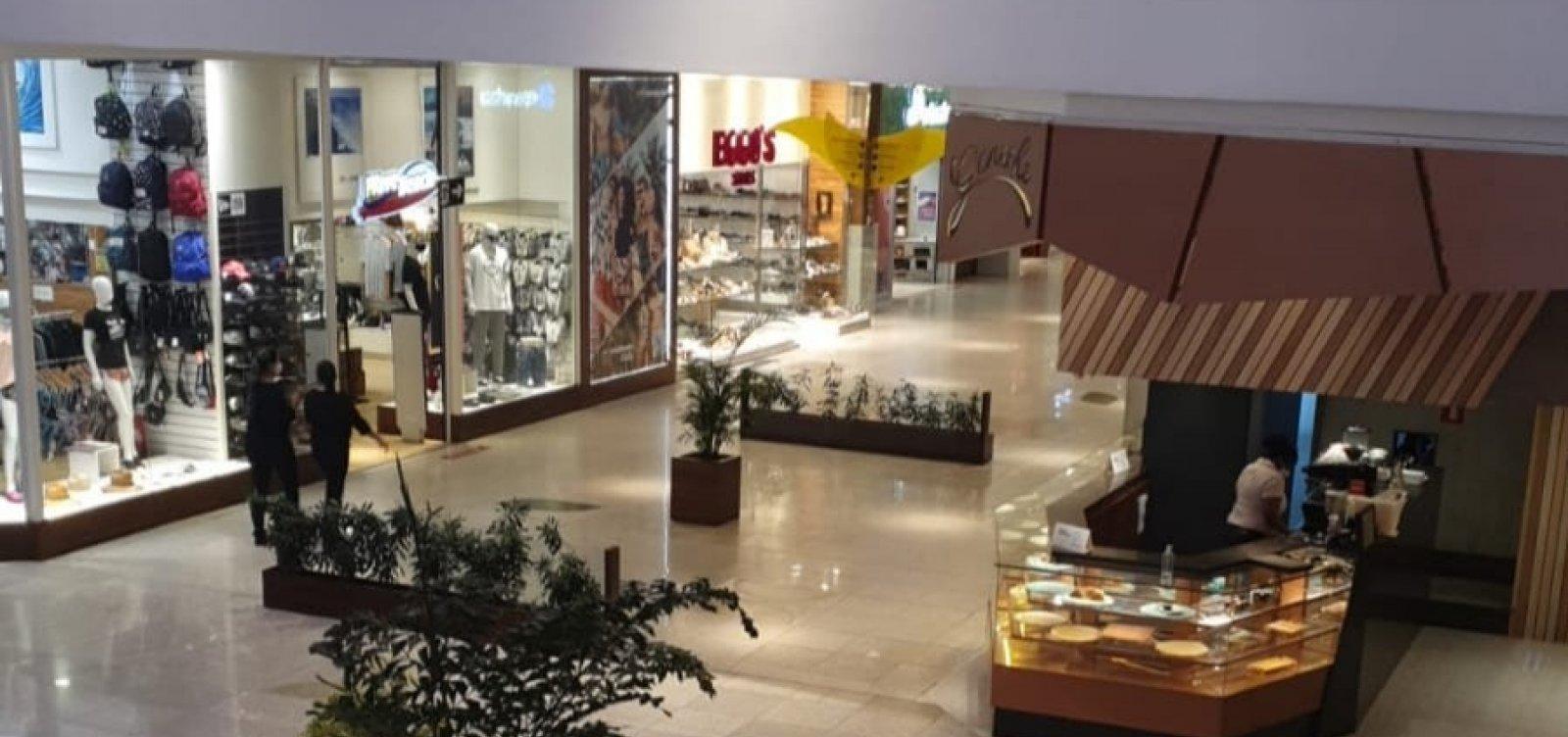 [Shoppings terão horário de funcionamento ampliado na véspera do Dia dos Pais]