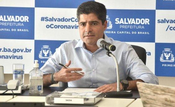 [Primeira fase da retomada econômica em Salvador foi um sucesso, diz ACM Neto]