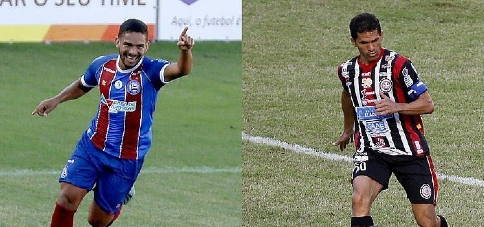 [Bahia e Atlético de Alagoinhas decidem hoje título do Baianão]