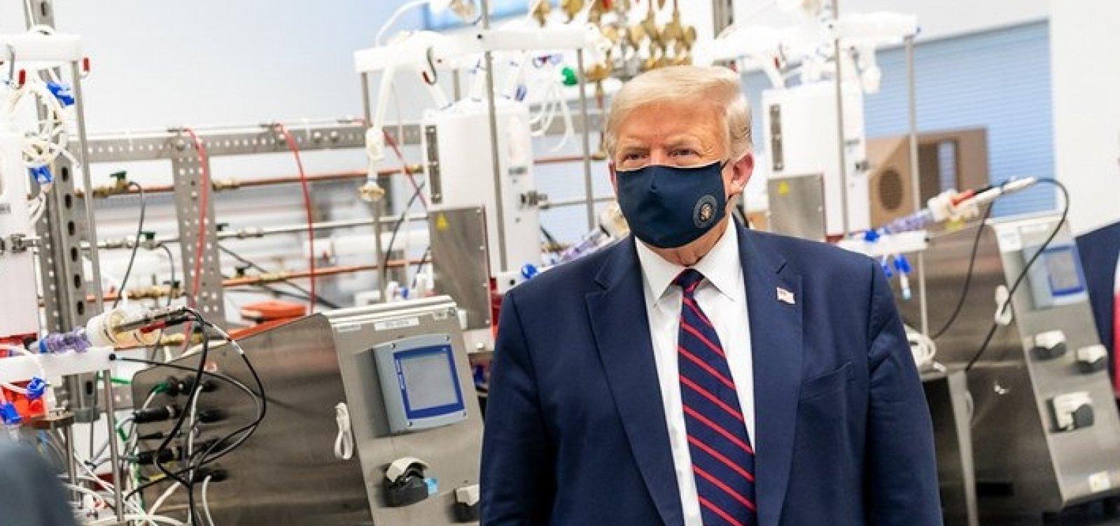 [Estados Unidos superam marca de 5 milhões de casos de coronavírus]