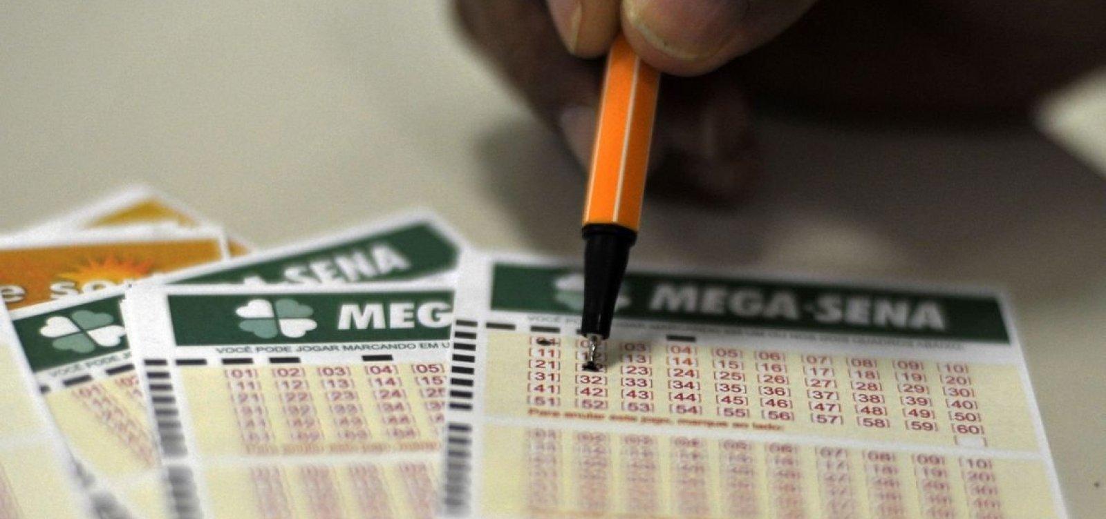 [Mega-Sena acumula e próximo sorteio pode pagar R$ 11 milhões]