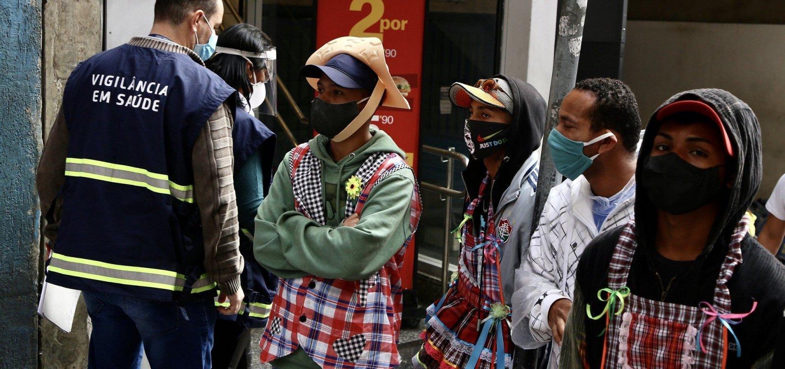 [Governo gastou até início de agosto 54% da verba destinada a ações contra a pandemia]