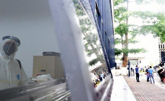 [Brasil registra 572 mortes por coronavírus em 24 horas]