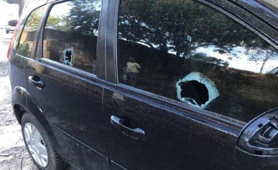 [Jovem morre e sete ficam feridos após disparos de arma de fogo durante festa 'paredão']