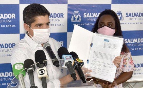 ['Não há acordo fechado com ninguém', diz Neto sobre candidato a vice na chapa de Bruno Reis]