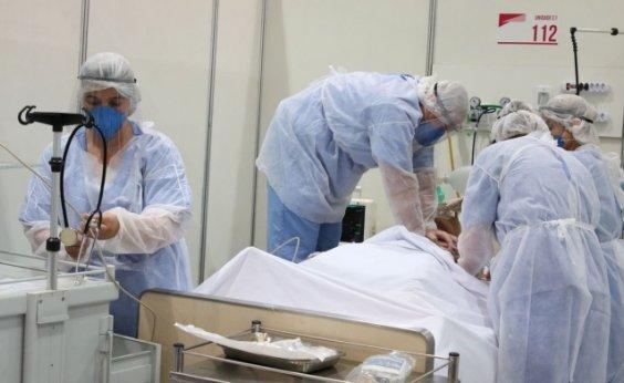 [Bahia registra mais 4,6 mil casos de Covid-19 e 56 novas mortes pela doença em 24h]