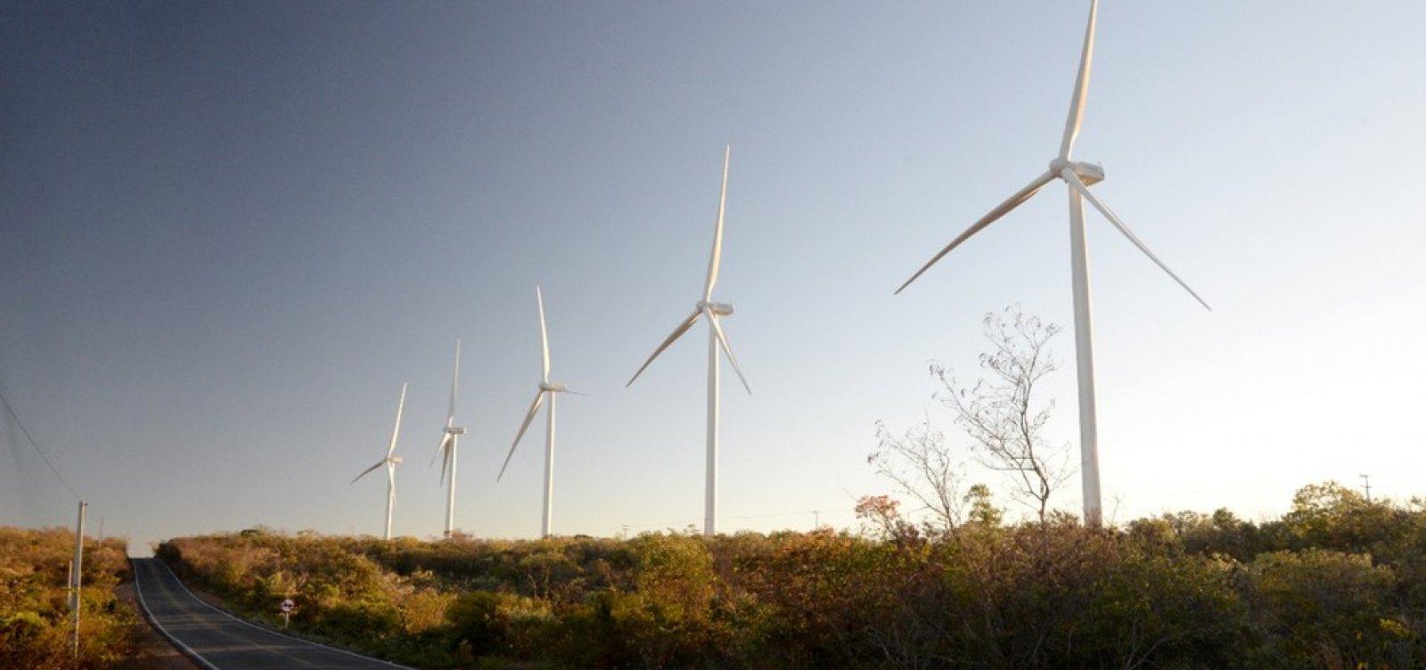 [Energia eólica: Nordeste bate recorde de produção em agosto; Bahia é maior produtora do país]