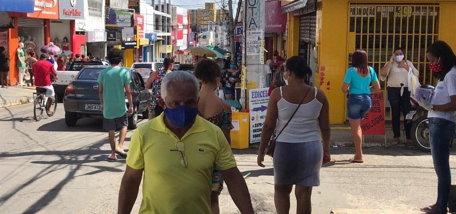 [Lauro de Freitas inicia fase 2 de retomada; restaurantes e academias ficam autorizados a funcionar]