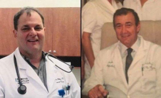 [Pai e filho, médicos que atuavam no combate à pandemia morrem por coronavírus na Flórida]