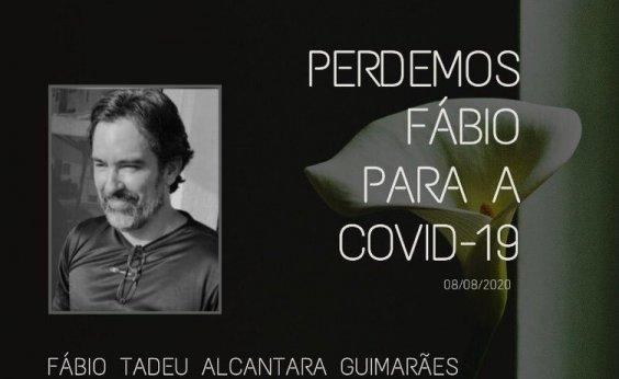 [Idealizador do aplicativo 'Monitora Covid-19', Fábio Guimarães morre vítima da doença]