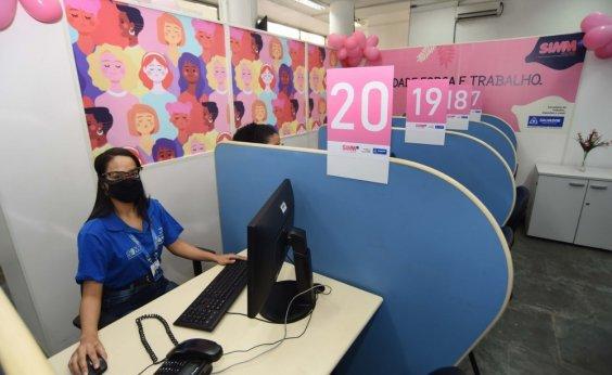 [Emprego: Simm exclusivo para mulheres é inaugurado em Salvador]