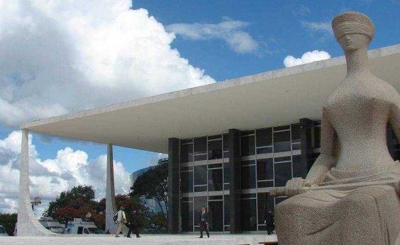 [STF envia ao Congresso proposta de orçamento de R$ 712 milhões para 2021 ]
