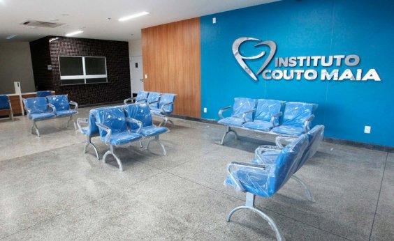 [Hospital Couto Maia deve receber teste da vacina chinesa contra a Covid-19]