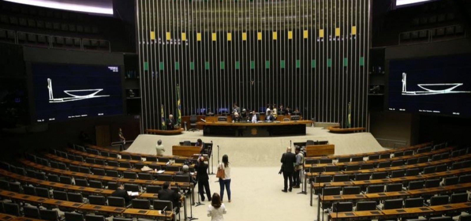 [Câmara autoriza crédito de R$ 615 milhões para Agricultura, Defesa e Justiça]