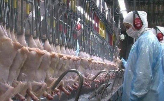 [China detecta coronavírus em frango importado do Brasil]