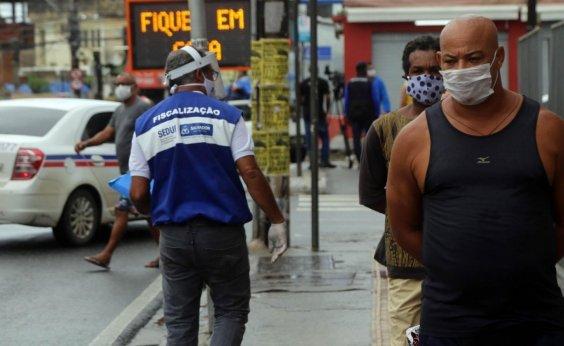 [Prefeitura aplica medidas restritivas a São Cristóvão e segue com ações no Nordeste de Amaralina]