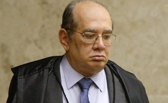 [Gilmar Mendes pede informações ao STJ e ao TJ do Rio sobre prisão de Queiroz]