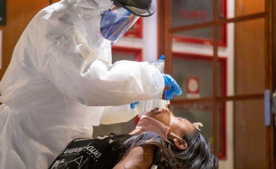 [Bahia registra quase 4 mil novos casos de Covid-19 e mais 67 mortes pela doença]